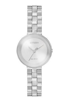 Citizen Watch Bracelet Silver Tone Stainless Steel Part # 59-S06657