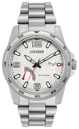Citizen Watch Bracelet Silver Tone Stainless Steel Part # 59-S06866