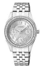 Citizen Watch Bracelet Silver Tone Stainless Steel Part # 59-S05799