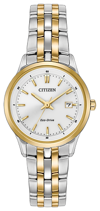 Citizen Watch Bracelet Two Tone Stainless Steel Part # 59-R00414