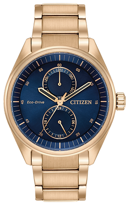 Citizen Watch Bracelet Rose Gold Tone Stainless Steel Part # 59-S06869