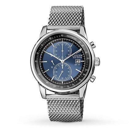 Citizen Watch Bracelet Silver Tone Stainless Steel Part # 59-S05333