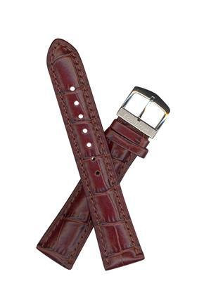 Citizen Watch Strap Brown Leather 20 MM Special Part # 59-S50438