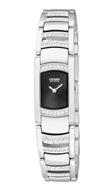 Citizen Watch Bracelet Silver Tone Stainless Steel Part # 59-04553