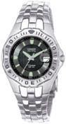 Citizen Watch Bracelet Silver Tone Titanium Part # 59-K00362