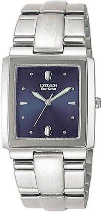 Citizen Watch Bracelet Silver Tone Stainless Steel Part # 59-H1333