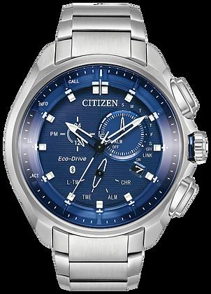 Citizen Watch Bracelet Silver Tone Stainless Steel Part # 59-S06995
