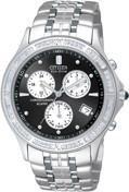 Citizen Watch Bracelet Silver Tone Stainless Steel Part # 59-S02318