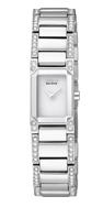 Citizen Watch Bracelet Silver Tone Stainless Steel Part # 59-S04733