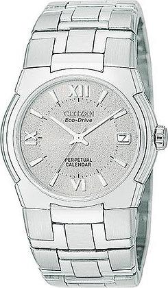 Citizen Watch Bracelet Silver Tone Stainless Steel Part # 59-H1343