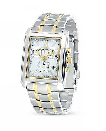 Citizen Watch Bracelet Two Tone Stainless Steel Part # 59-S03030
