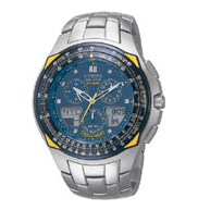 Citizen  Watch Bracelet Silver Tone Stainless Steel   Part # 59-T00039