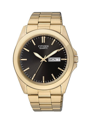 Citizen Watch Bracelet Gold Tone Stainless Steel Part # 59-S05523