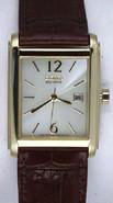 Citizen Watch Strap Dark Brown Leather 20 MM Part # 59-S51077
