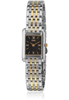 Citizen Watch Bracelet Two Tone Stainless Steel Part # 59-S00552