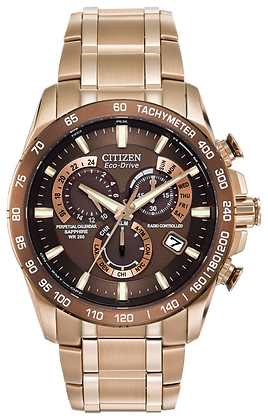 Citizen Watch Bracelet Rose Gold Tone Stainless Steel Part # 59-59-S05421
