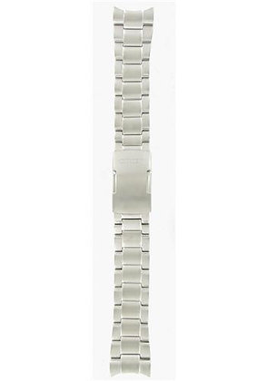 Citizen Watch Bracelet Silver Tone Stainless Steel Part # 59-S03926