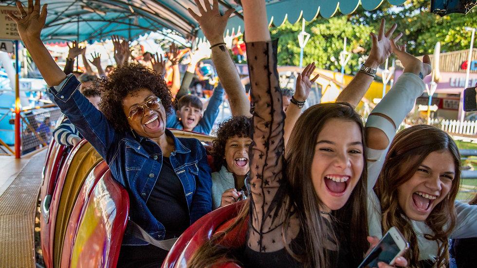 Pacote Kids Aniversário Final de Semana