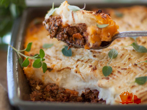 Traditional Shepherds Pie
