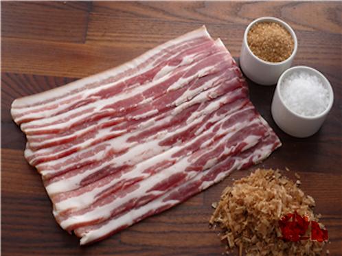 Premium Locally Smoked Streaky Bacon