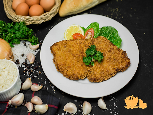 Chicken Breast Schnitzel