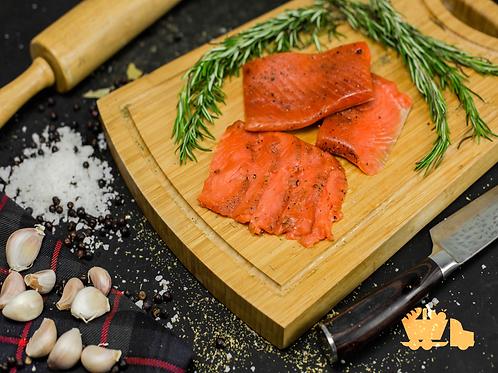 Cured & Smoked Coho Salmon