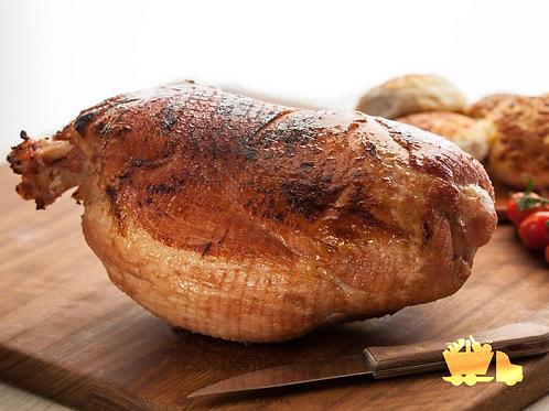 Honey & mustard roasted ham
