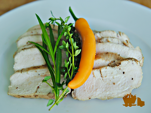 2 Sous-Vide Chicken Breast