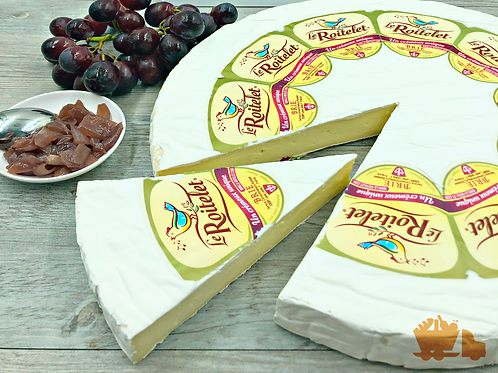 Classic French Brie