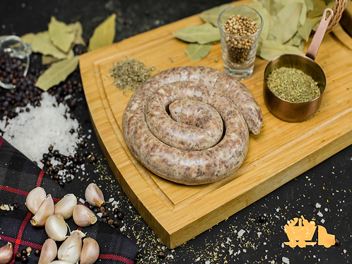 Boerewors (South African Sausage)