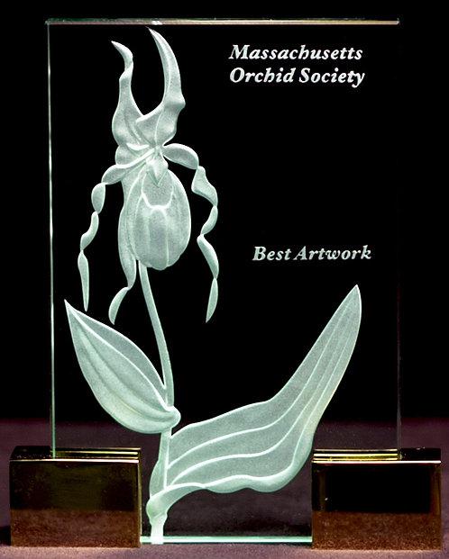 Cypripedium calceolus Award