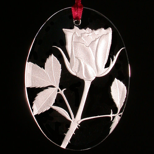 Rose Suncatcher