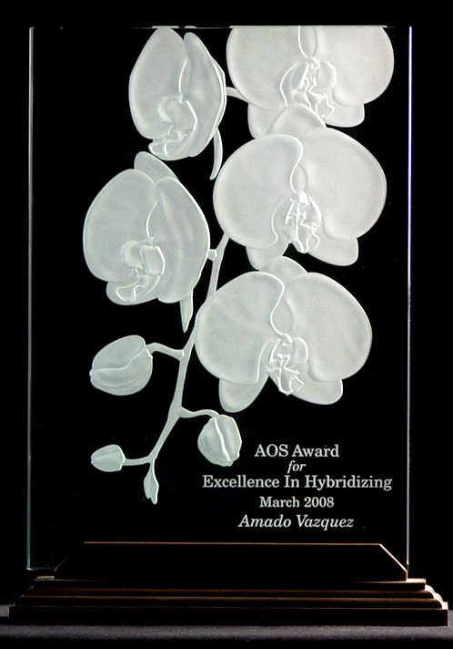 Custom Presentation for the American Orchid Society