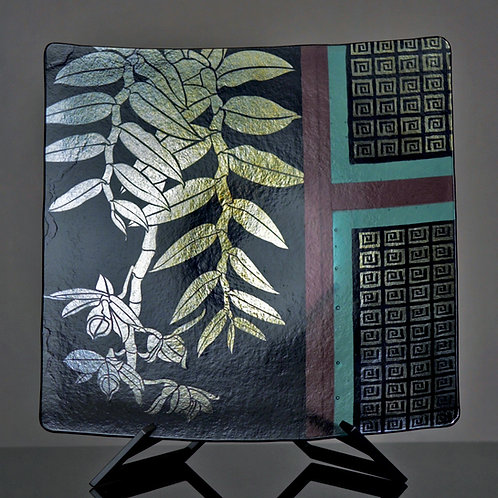 Dendrobium nobile Fused Plate