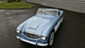 Austin Healey 100/6 bn6 1959