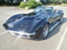 corvette cabriolet 1968 427 ci