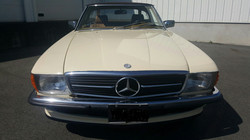 Mercedes 560 SL 1986