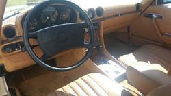 Mercedes 560 SL
