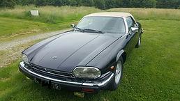 Jaguar XJS V12 cabriolet
