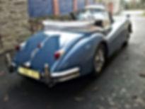 jaguar XK 140 cabriolet