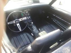 Corvette 1968 cabriolet 427 ci 6