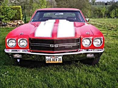 Chevelle SS 454 LS5 1970