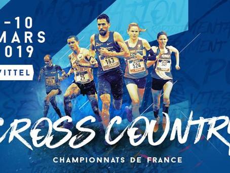 Championnats Ile de France de cross - Verneuil - 17/02