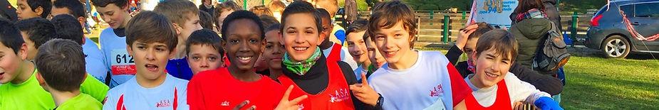 L'ASA, l'école d'athlétisme