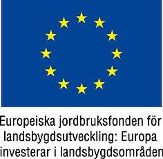 EU-flagga+Europeiska+jordbruksfonden+fär