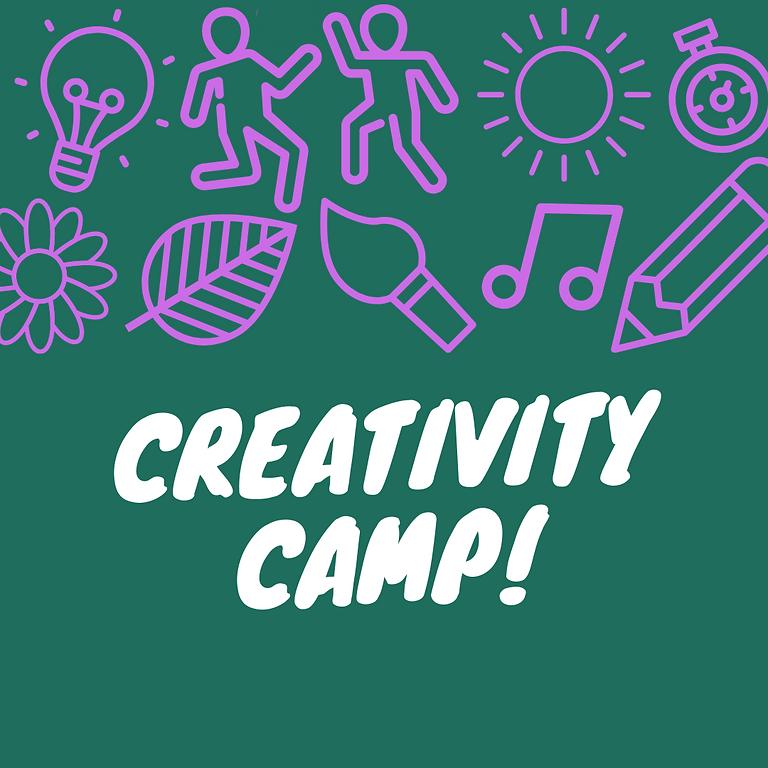 Creativity Camp!
