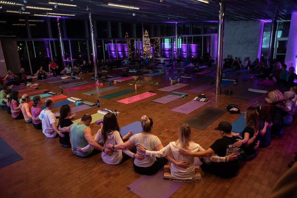 Winter Solstice Yoga Celebration