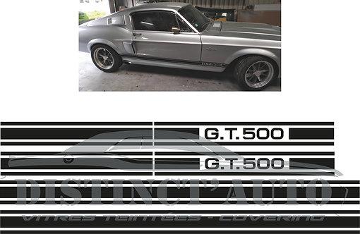 Bande mustang 67 GT 500