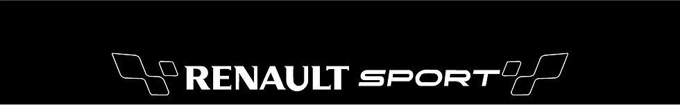 Renault sport Damier
