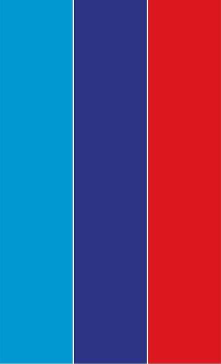 Bande couleur pack m 250x50mm